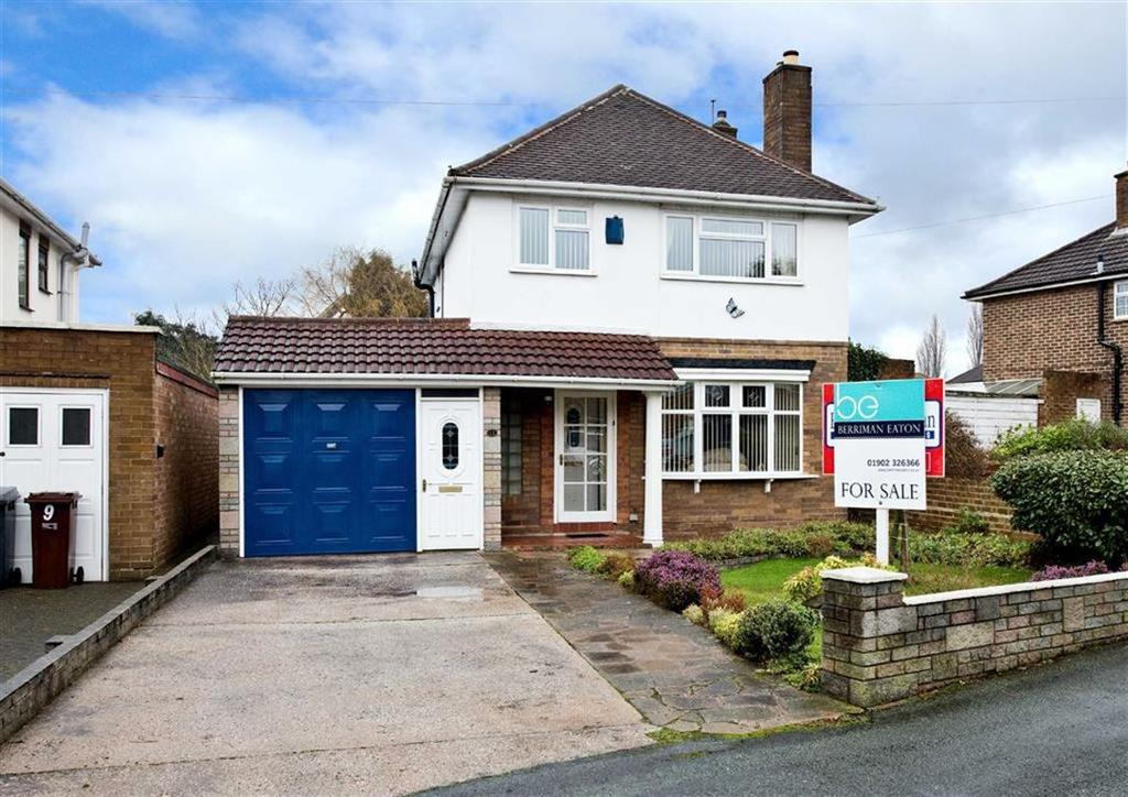 3 Bedrooms Detached House for sale in 11, Wimborne Road, Fallings Park, Wolverhampton, West Midlands, WV10