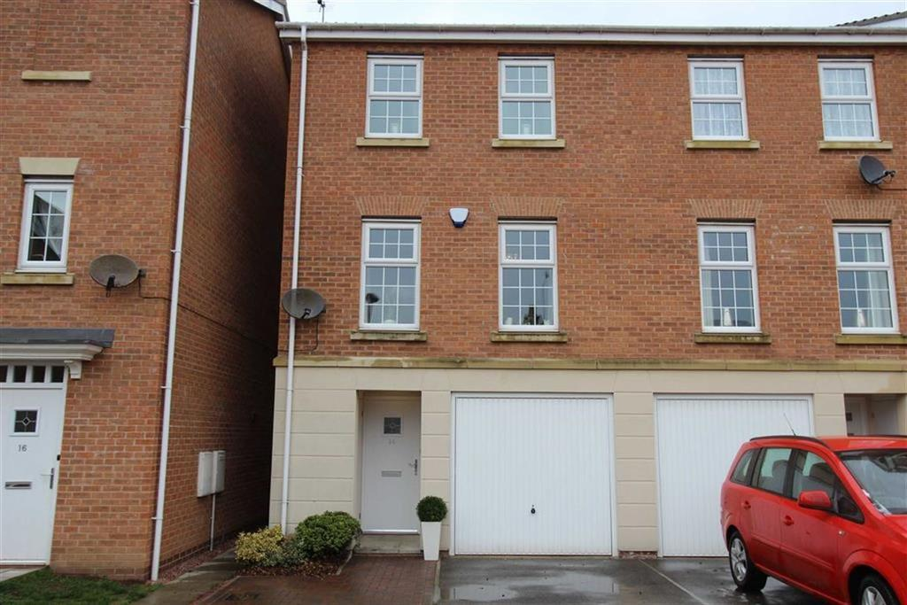 3 Bedrooms End Of Terrace House for sale in St Georges Croft, Bridlington, YO16