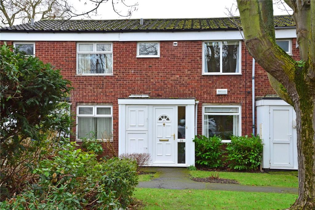 3 Bedrooms Terraced House for sale in Manor Way, Blackheath, London, SE3