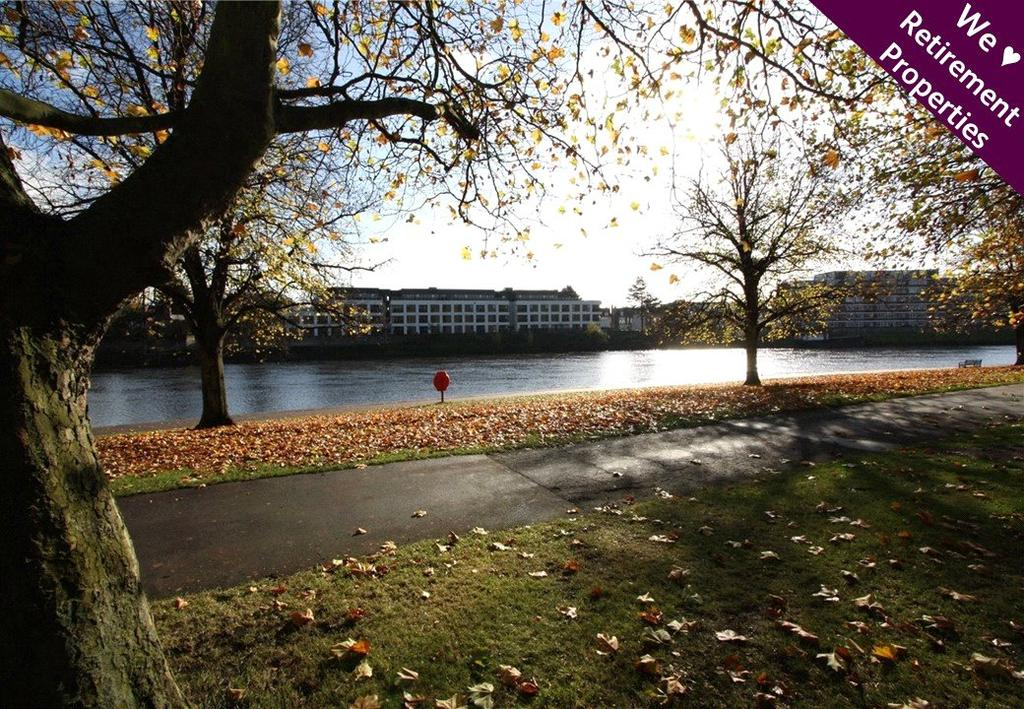 1 Bedroom Retirement Property for sale in River View Court, 12-20 Wilford Lane, Nottingham, NG2