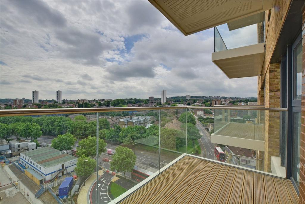 1 Bedroom Flat for sale in Kinetic Building, Cannon Square, Woolwich, London, SE18
