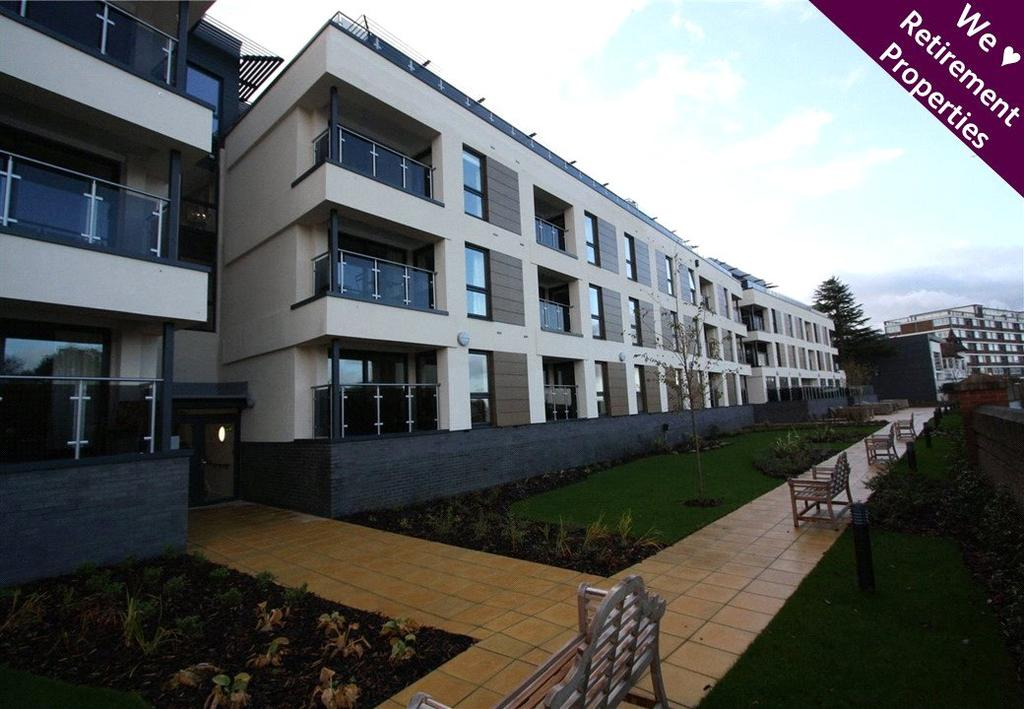 2 Bedrooms Retirement Property for sale in River View Court, 12-20 Wilford Lane, Nottingham, NG2