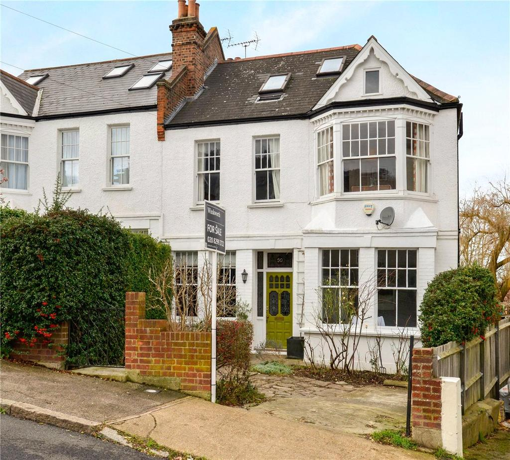 6 Bedrooms Semi Detached House for sale in Canonbie Road, Forest Hill, London, SE23