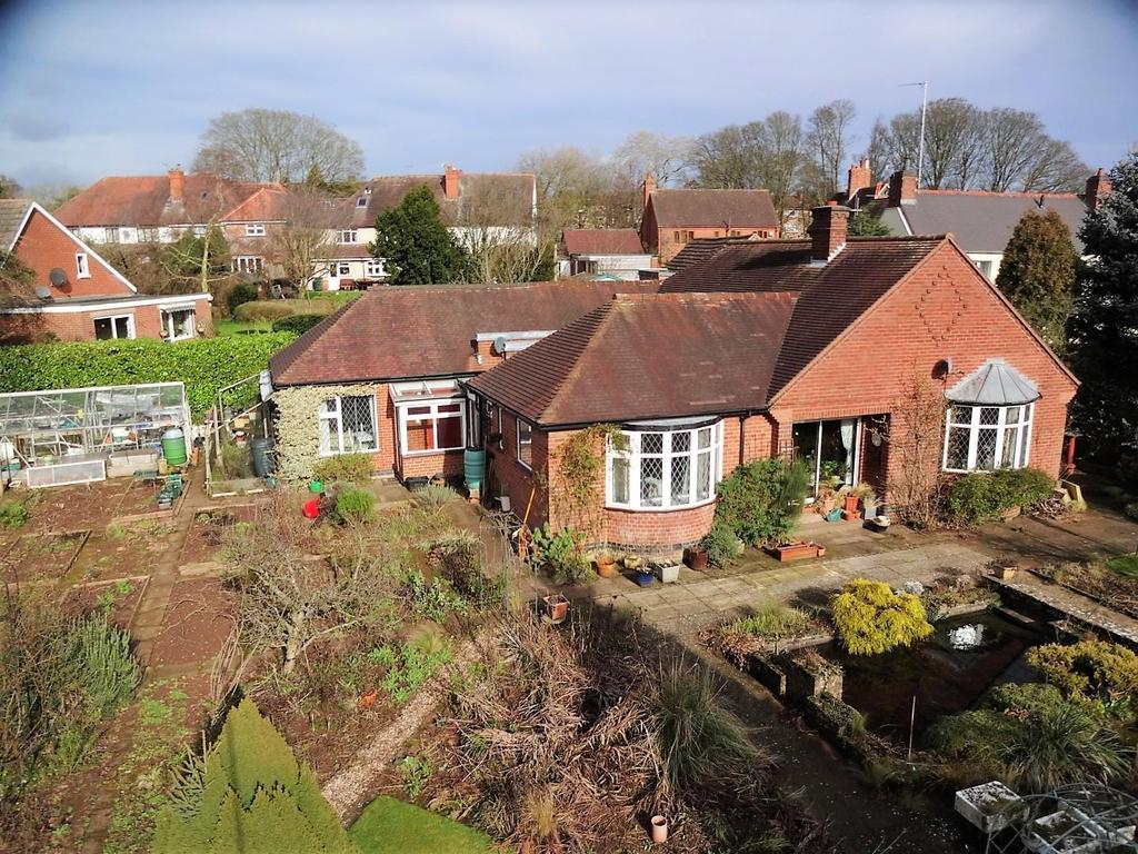 4 Bedrooms Detached Bungalow for sale in Birmingham Road, Allesley Village, Coventry