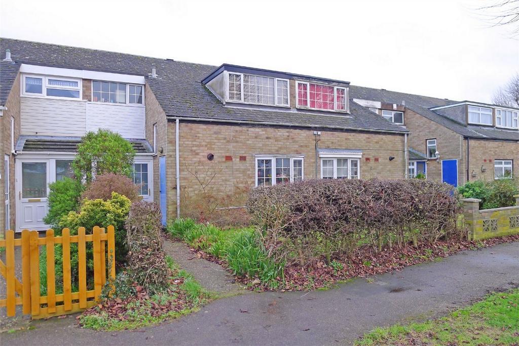 3 Bedrooms Terraced House for sale in Lannock, Letchworth Garden City, Hertfordshire