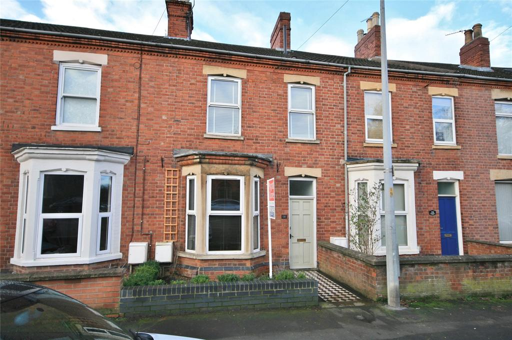 3 Bedrooms Terraced House for sale in Harrowby Road, Grantham, NG31
