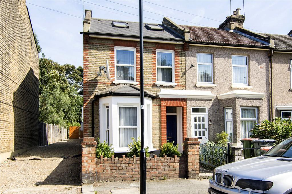 3 Bedrooms End Of Terrace House for sale in Ridley Road, London, E7