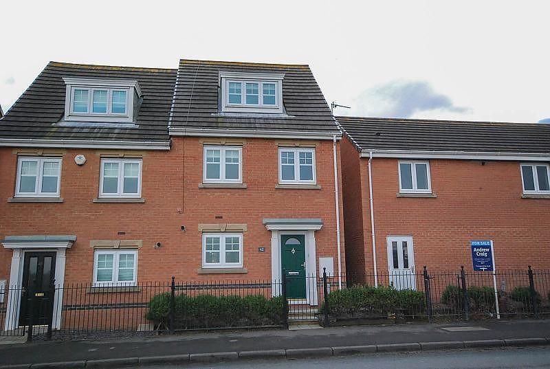 3 Bedrooms Semi Detached House for sale in New Road, Boldon Colliery