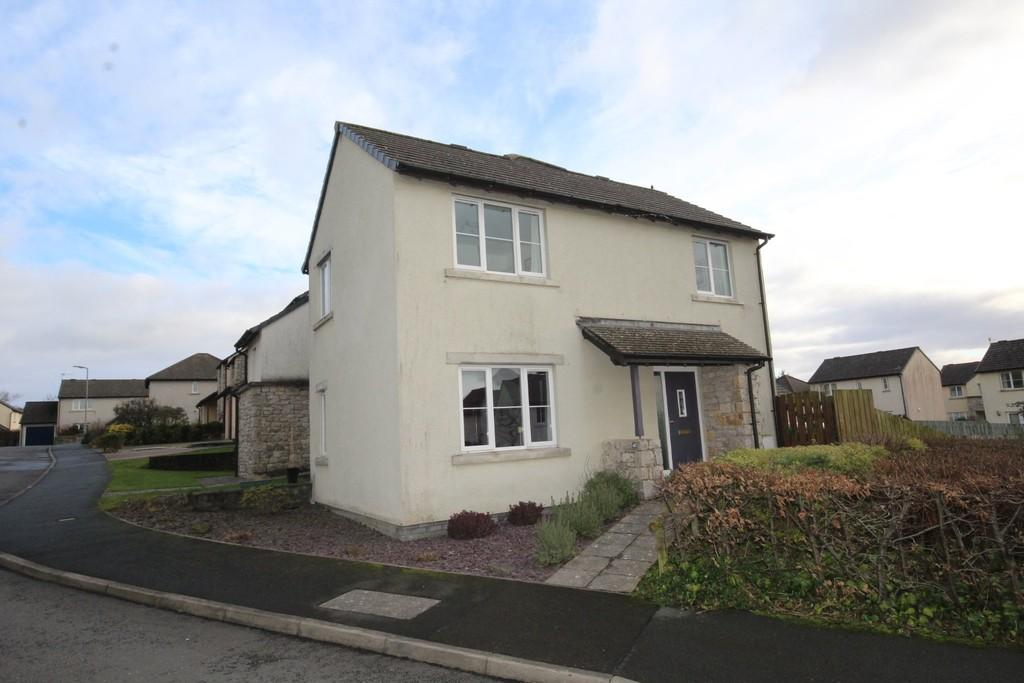 3 Bedrooms Semi Detached House for sale in 47 Pear Tree Park, Holme. LA6 1SD