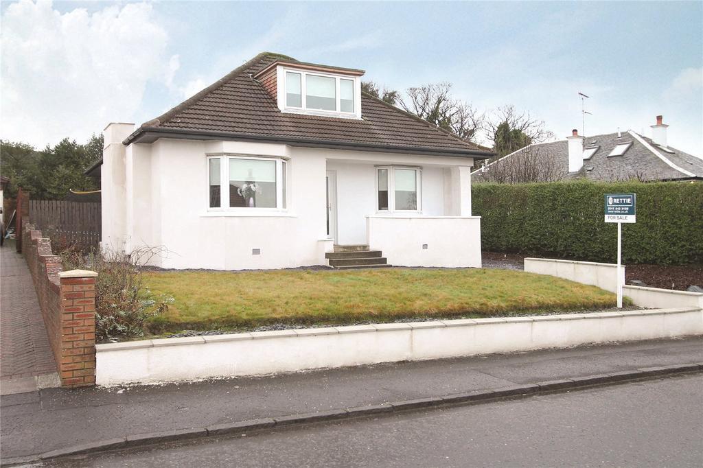 4 Bedrooms Detached Bungalow for sale in Lomond Road, Bearsden, Glasgow
