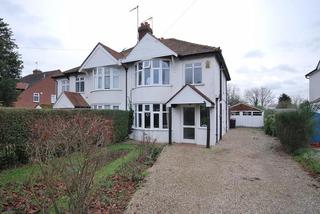 3 Bedrooms Semi Detached House for sale in Chelmerton Avenue, Chelmsford, Essex, CM2