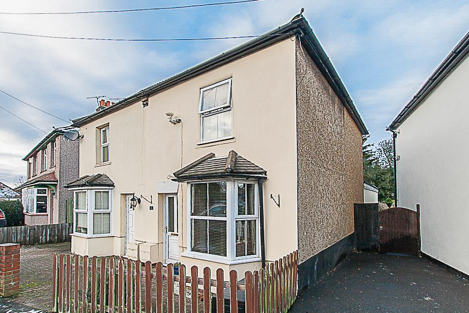 3 Bedrooms Semi Detached House for sale in Waterloo Road, Brentwood