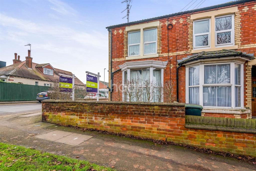 1 Bedroom Flat for sale in WELLINGBOROUGH ROAD RUSHDEN