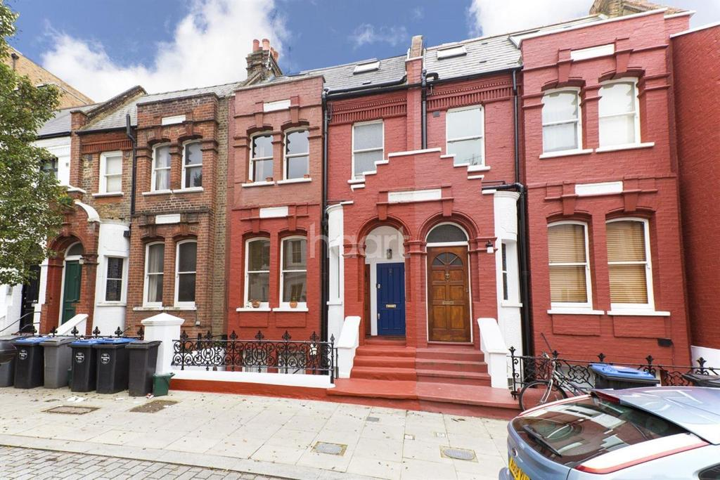 1 Bedroom Maisonette Flat for sale in Priory Park Road, NW6