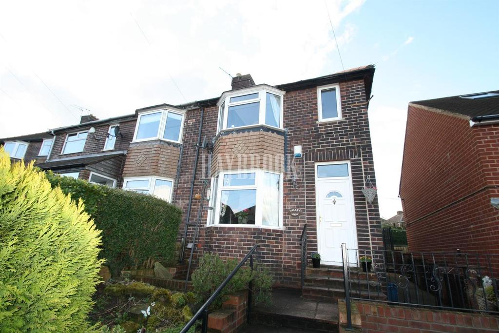 3 Bedrooms Semi Detached House for sale in Moorland Place, Stannington