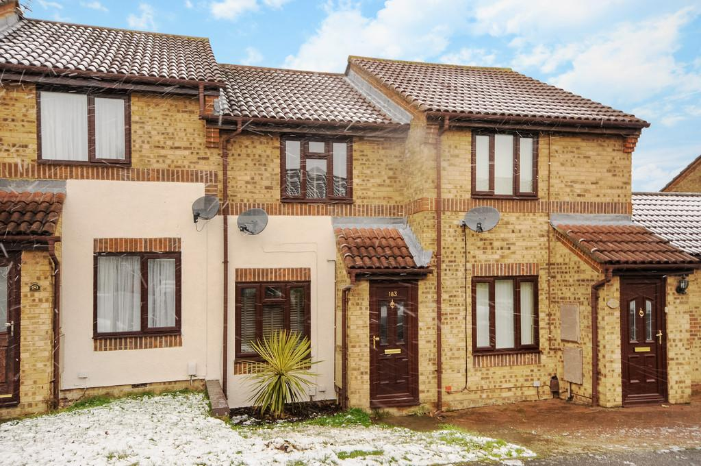 2 Bedrooms Terraced House for sale in Willowmead, Leybourne