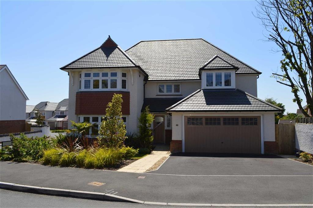 4 Bedrooms Detached House for sale in Kilfield Road, Bishopston, Swansea