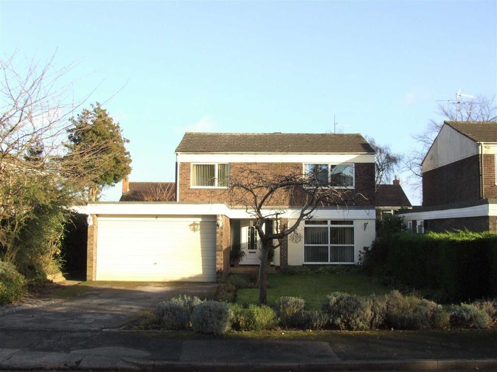 4 Bedrooms Detached House for sale in Woodhill Rise, Peaseholme, Hessle, East Yorkshire, HU13