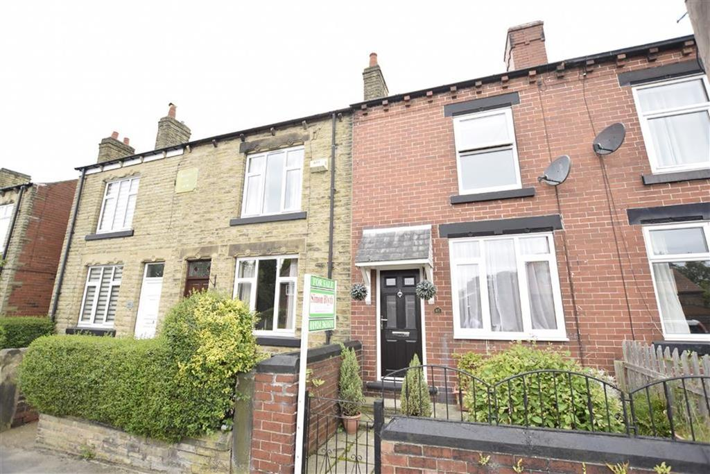 2 Bedrooms Terraced House for sale in George Street, South Hiendley, Barnsley, S72