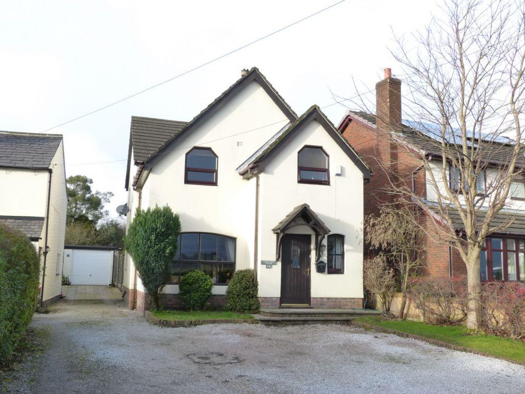 4 Bedrooms Detached House for sale in Liverpool Road, Bickerstaffe, L39
