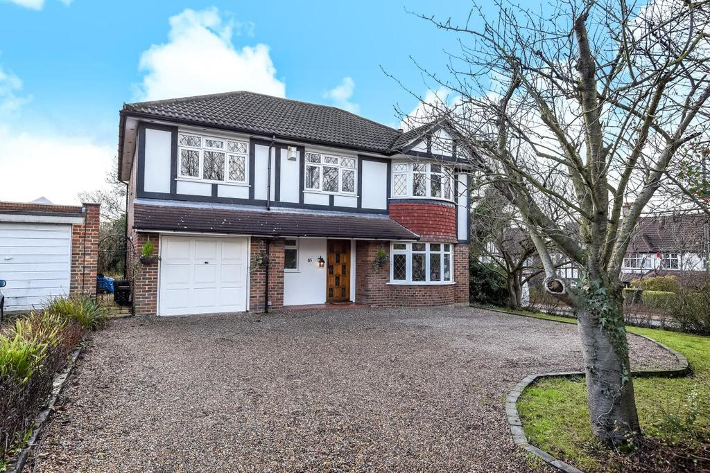 5 Bedrooms Detached House for sale in Stone Park Avenue, Beckenham, BR3