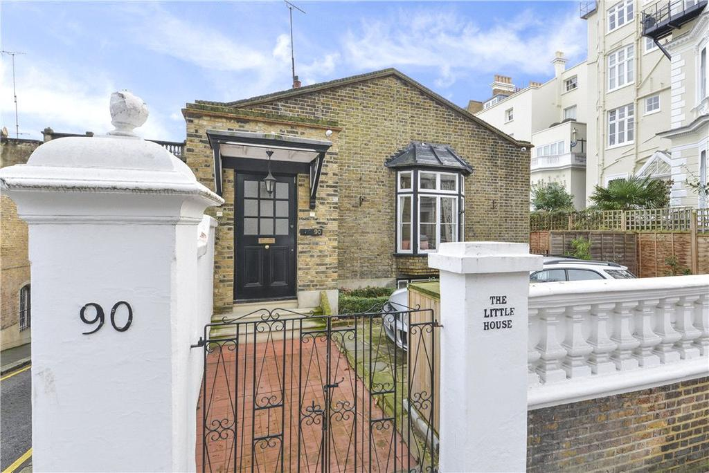 4 Bedrooms Semi Detached House for sale in Holland Park, Holland Park, London, W11