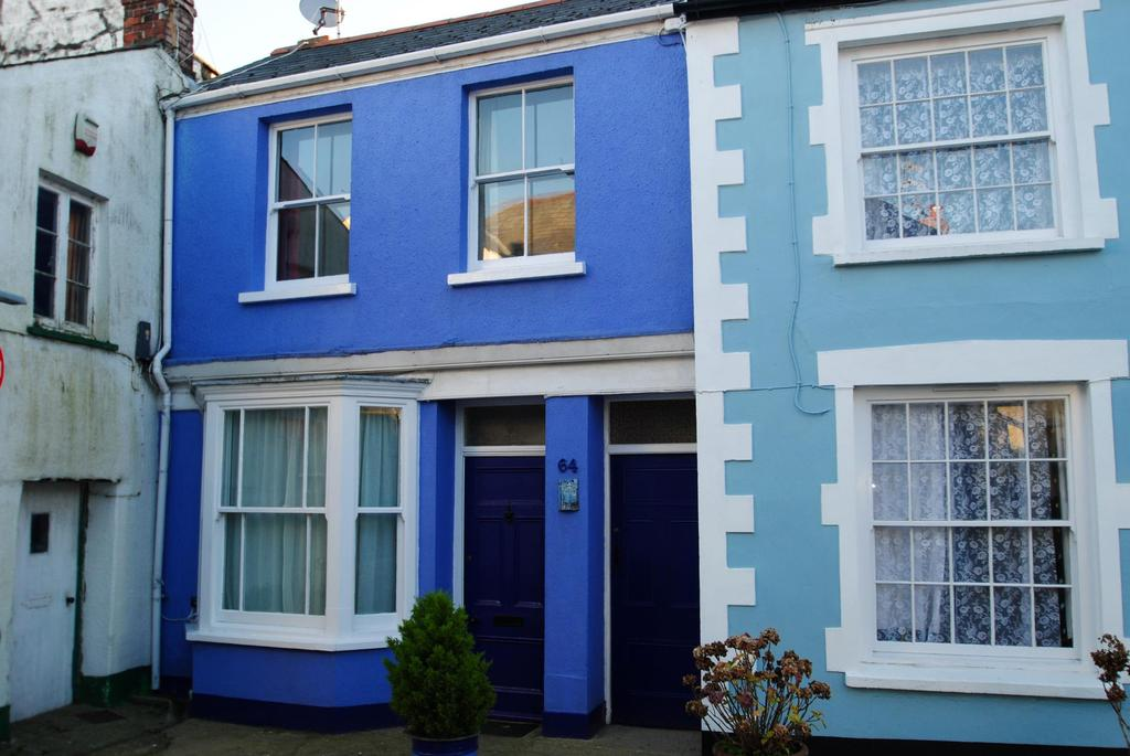 4 Bedrooms Terraced House for sale in The Square, Hartland