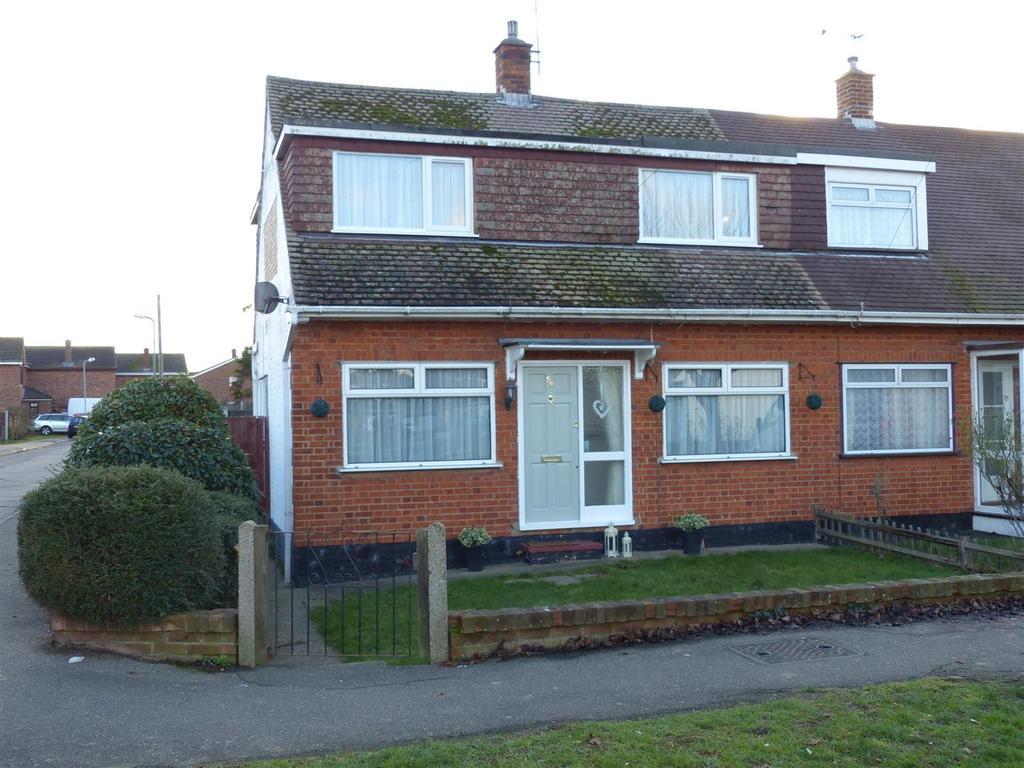 3 Bedrooms Chalet House for sale in Danesfield, Benfleet