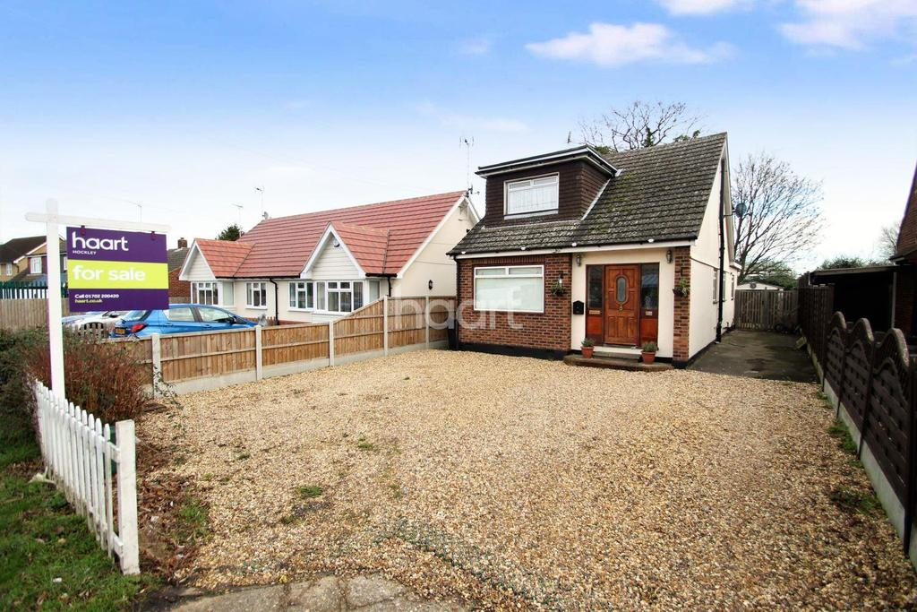 4 Bedrooms Detached House for sale in Ferry Road, Hullbridge