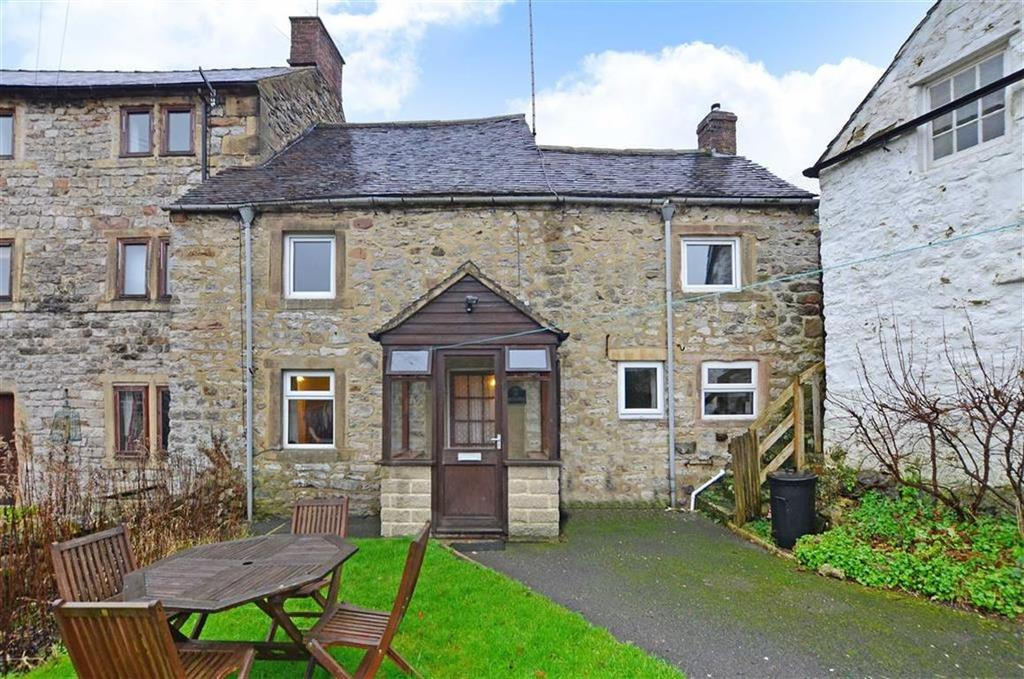 3 Bedrooms Terraced House for sale in 13, Greenhill, Church Street, Matlock, Derbyshire, DE4
