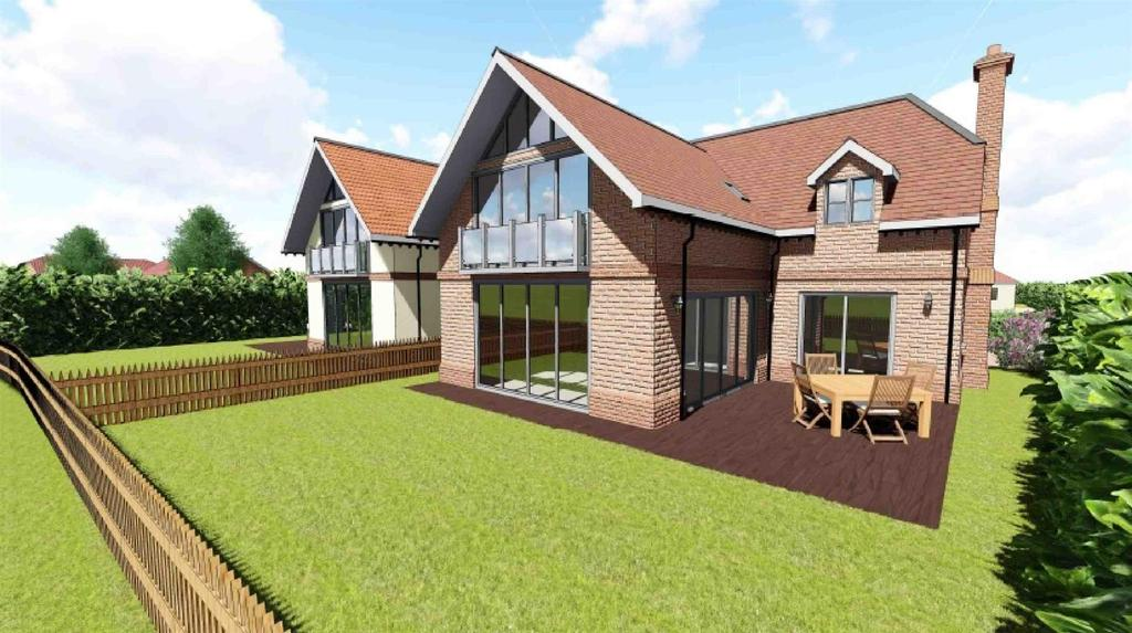 4 Bedrooms Detached House for sale in Andover Road, Ludgershall