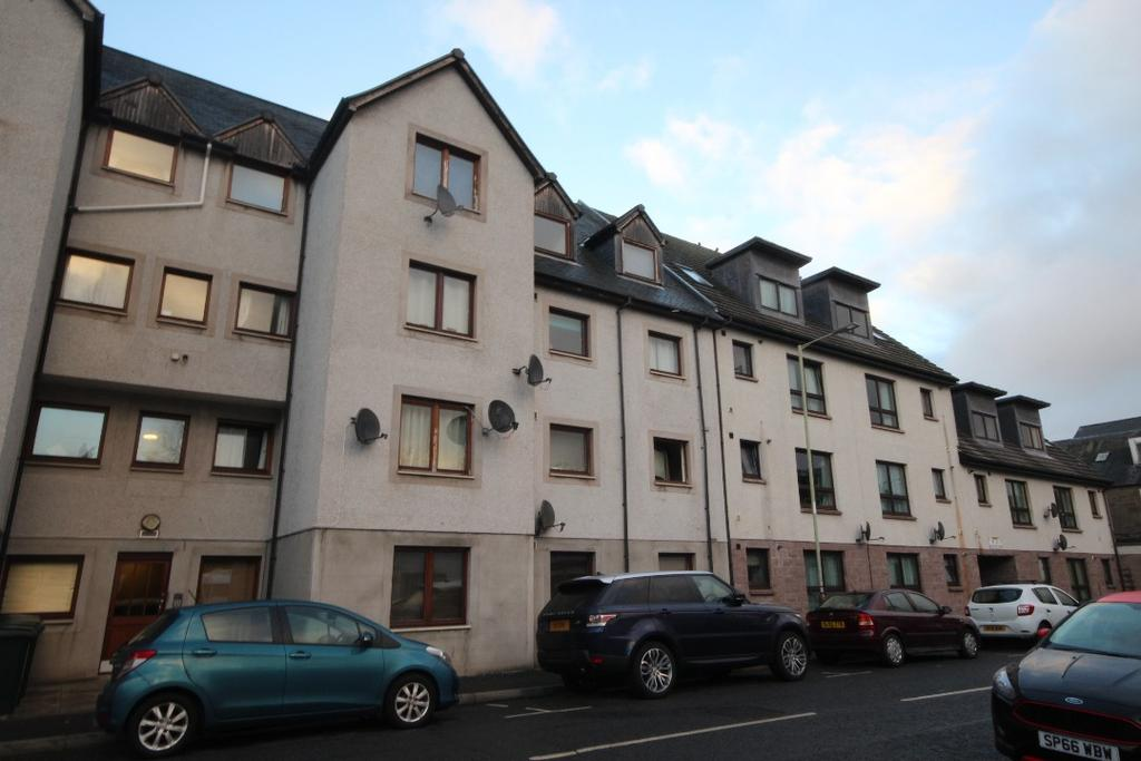 2 Bedrooms Flat for sale in Kings Court, South William Street , Perth, Perthshire , PH2 8LA