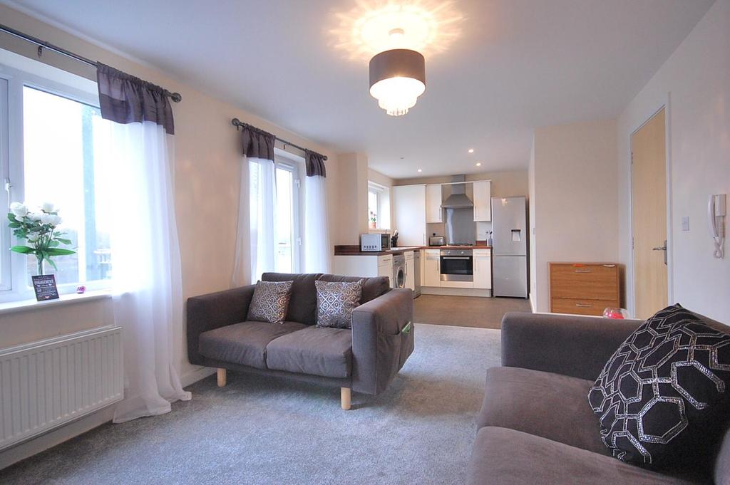 2 Bedrooms Flat for sale in Blaydon