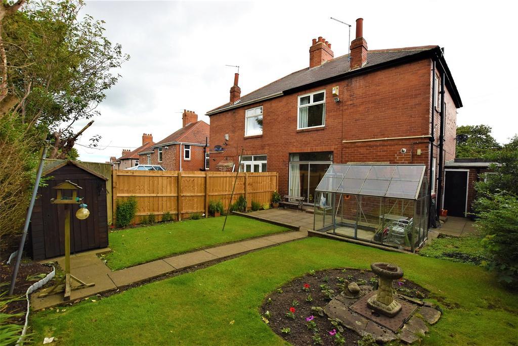 3 Bedrooms Semi Detached House for sale in Fenham