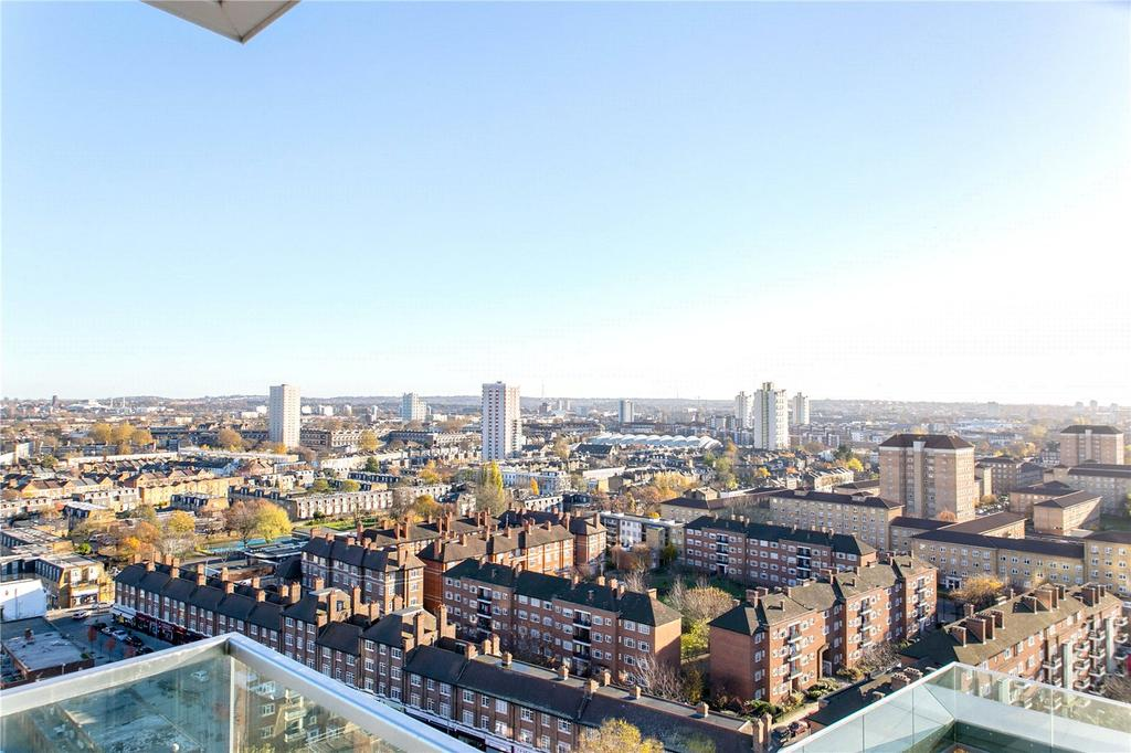 2 Bedrooms Flat for sale in Pinto Tower Apartments, 84 Wandsworth Road, London