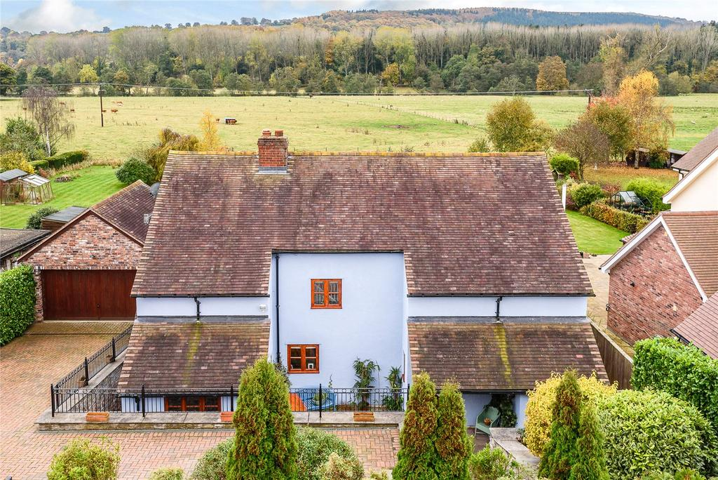 5 Bedrooms Detached House for sale in Burway Lane, Ludlow, Shropshire