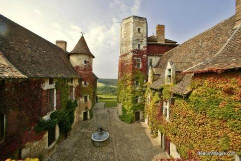 10 bedroom detached house  - 15th Century Chateau, Perigueux, Dordogne