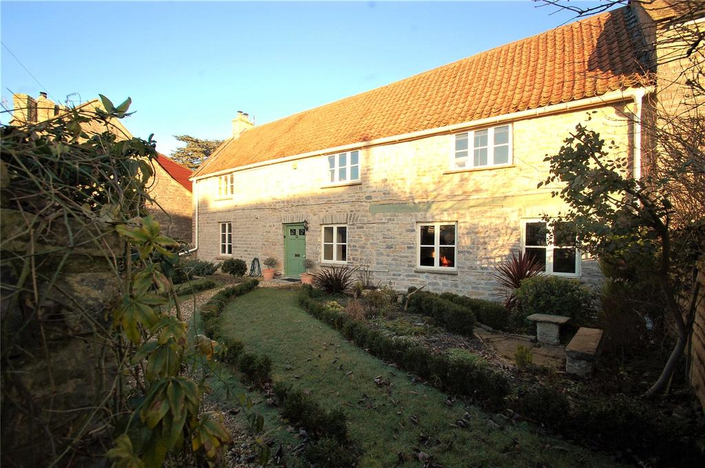 5 Bedrooms Semi Detached House for sale in Northbrook Road, SHAPWICK, Bridgwater, Somerset, TA7