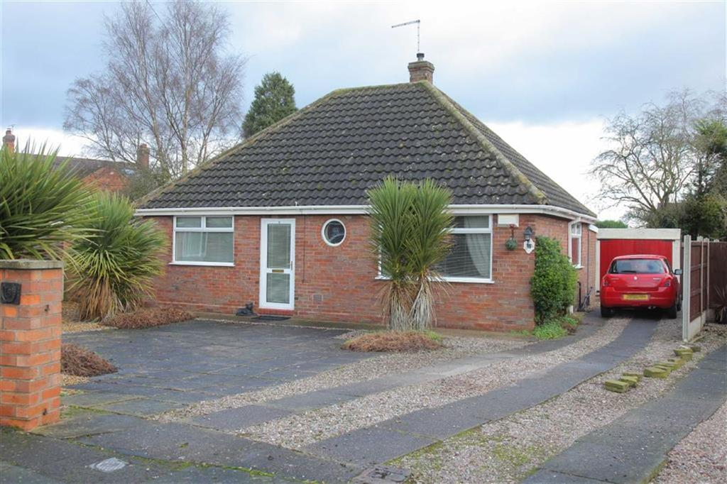 2 Bedrooms Detached Bungalow for sale in Ashlea Drive, Nantwich, Cheshire