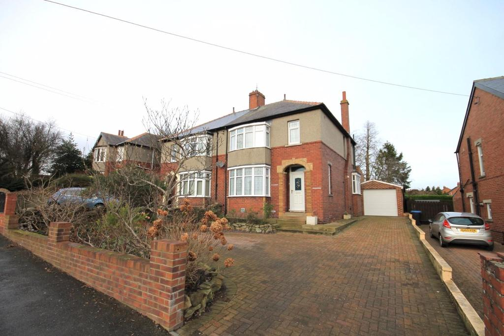 3 Bedrooms House for sale in Louvain Terrace, Crook