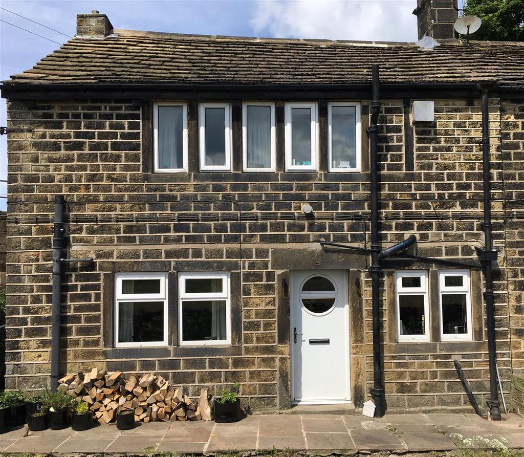 2 Bedrooms Cottage House for sale in Sunside Cottages, Birdsedge, Huddersfield, HD8 8XW