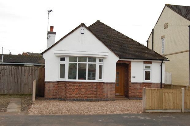 2 Bedrooms Detached Bungalow for sale in Horsewell Lane, Wigston, Leicester, LE18