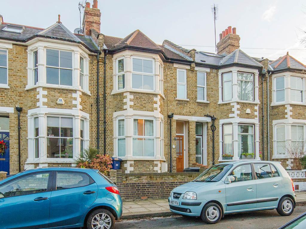 3 Bedrooms Terraced House for sale in Elmfield Road, N2