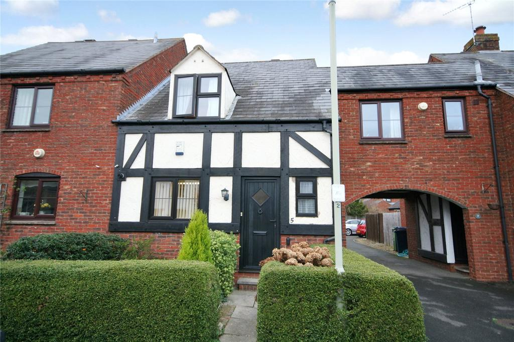 3 Bedrooms Terraced House for sale in Furlong Lane, Bishops Cleeve, Cheltenham, GL52