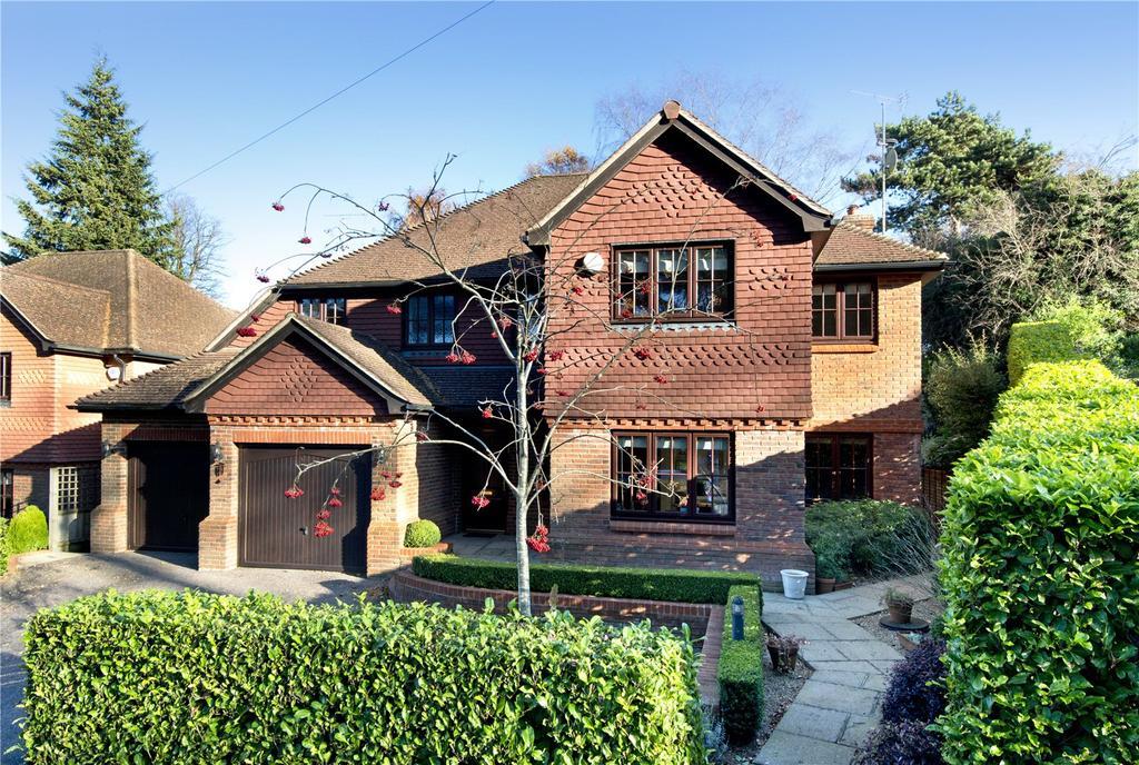 5 Bedrooms Detached House for sale in Grassy Lane, Sevenoaks, Kent, TN13