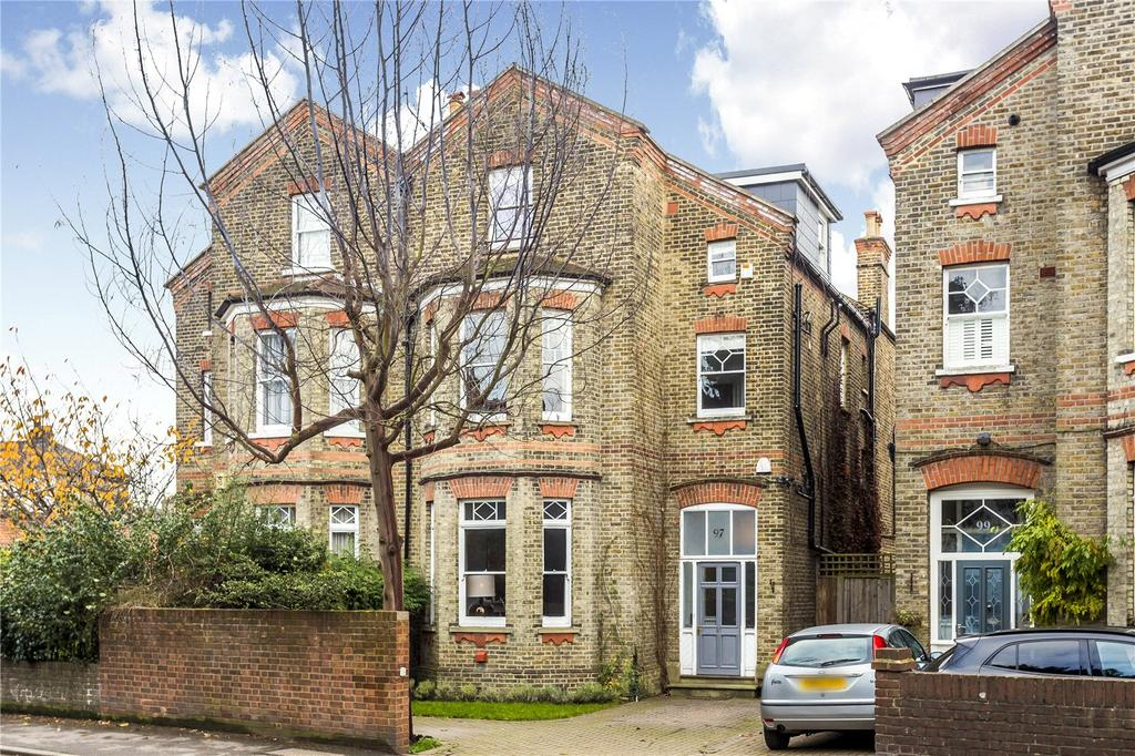 5 Bedrooms Semi Detached House for sale in Ridgway, Wimbledon, London, SW19