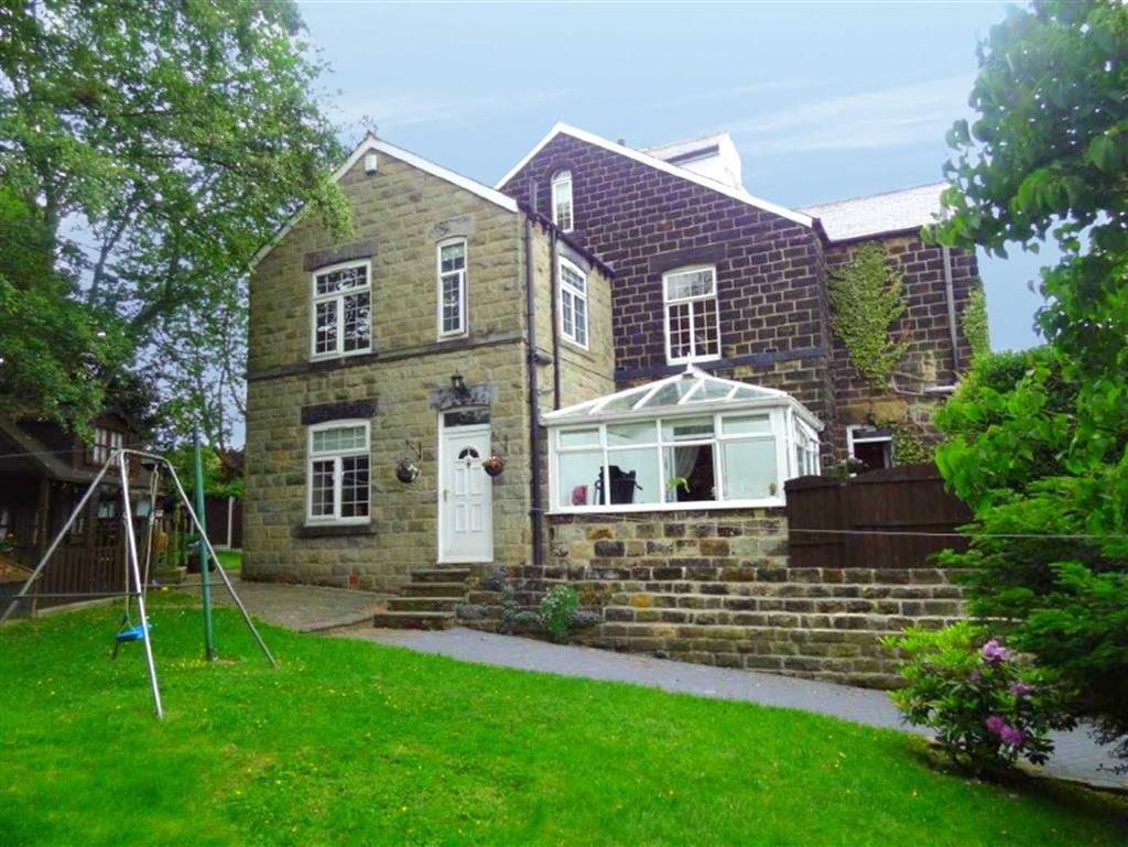 4 Bedrooms Semi Detached House for sale in Victoria Road, Stocksbridge, SHEFFIELD, S36