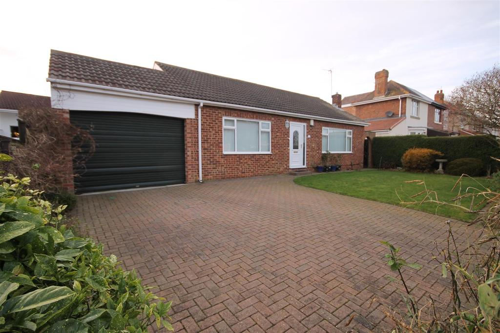 2 Bedrooms Detached Bungalow for sale in Verner Road, Hart Station, Hartlepool