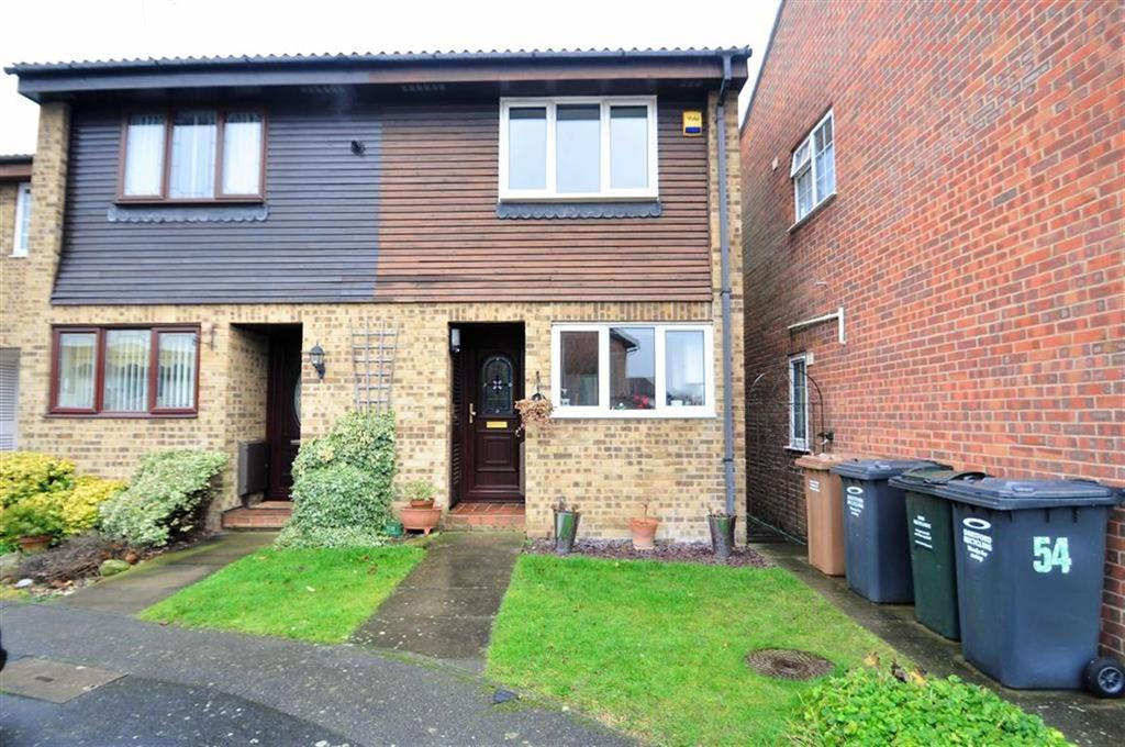 2 Bedrooms End Of Terrace House for sale in Brewers Field, Wilmington, Dartford
