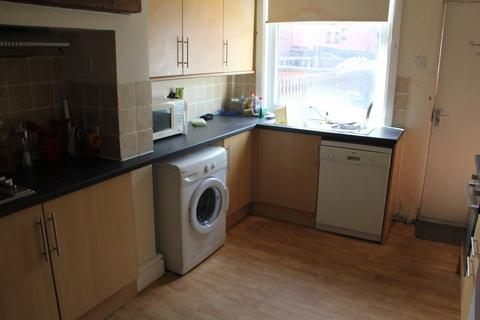 6 bedroom terraced house to rent - Brudenell Rd, Hyde Park, LS6 1HA